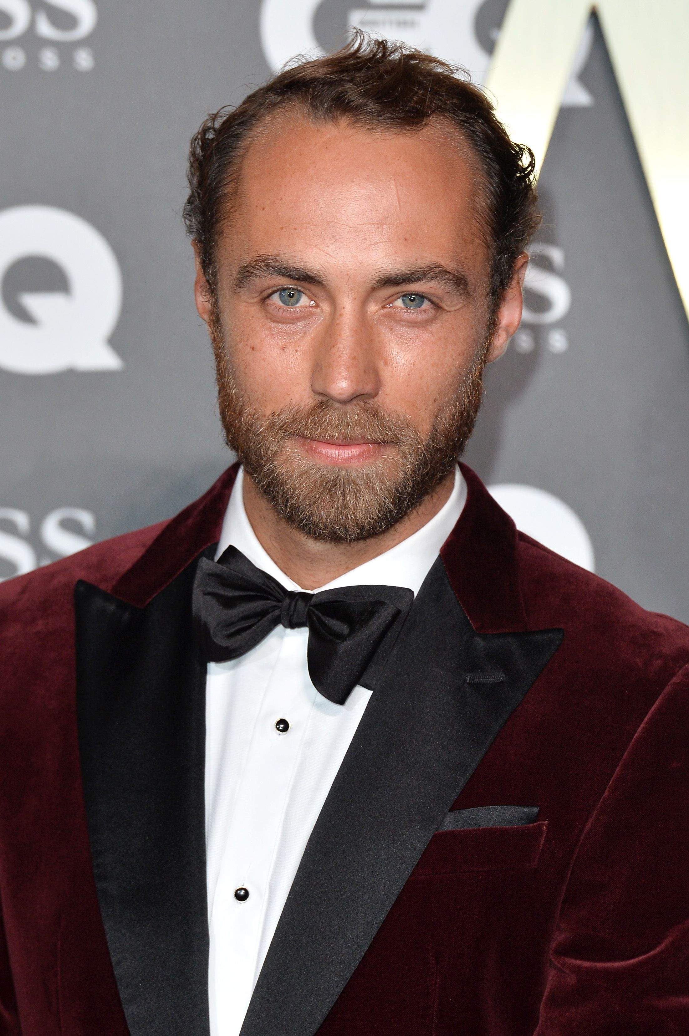 James Middleton at the GQ Men Of The Year Awards on September 03, 2019 in London, England | Photo: Getty Images