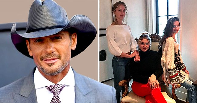 Tim McGraw Opens up about Raising 3 Daughters with Faith Hill Amid Their Busy Singing Careers