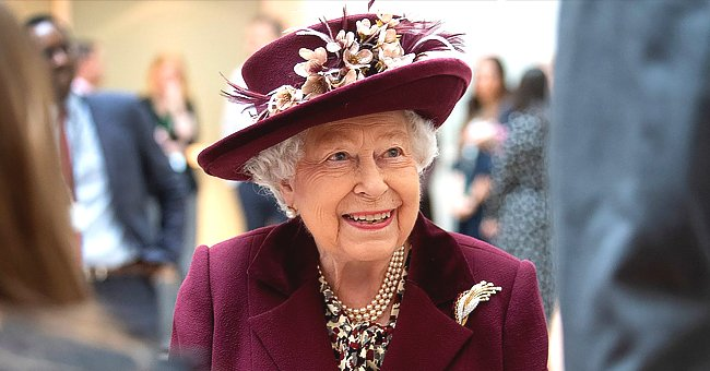 See How Queen Elizabeth Reacted to the Virtual Unveiling of Her Newest Portrait