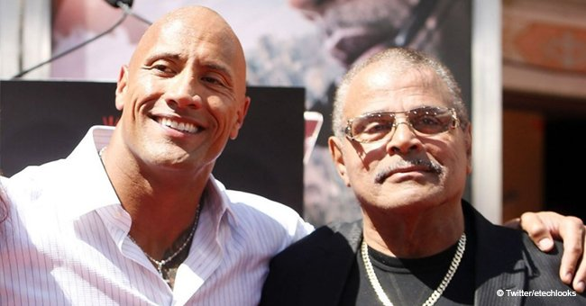 Dwayne Johnson Presented a New House to His Father Who Was 'Kicked out of His House' at 13
