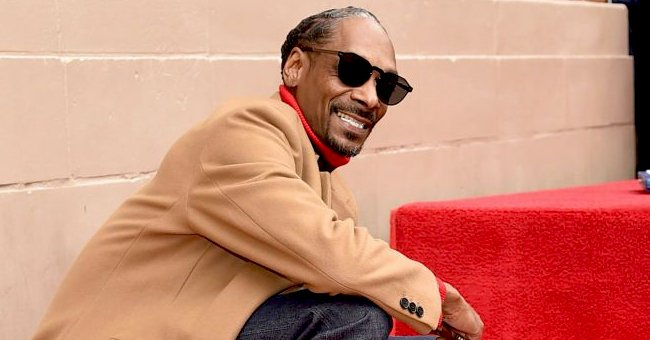 Snoop Dogg's Granddaughter Shows off Her Cute Style in Floral Summer Dress and Sunglasses