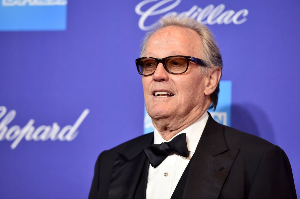 Peter Fonda attends the 29th Annual Palm Springs International Film Festival Awards Gala at Palm Springs Convention Center | Photo: Getty Images