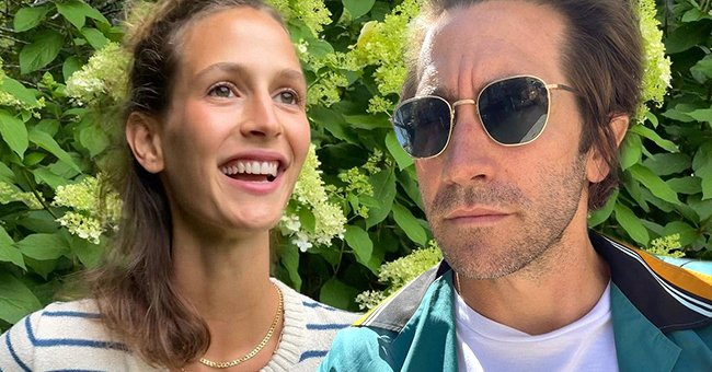 Jeanne Cadieu (left) and Jake Gyllenhaal (right) | Photos: Instagram