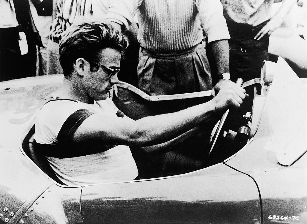 James Dean in a still from Robert Altman's documentary movie 'The James Dean Story' | Source: Getty Images