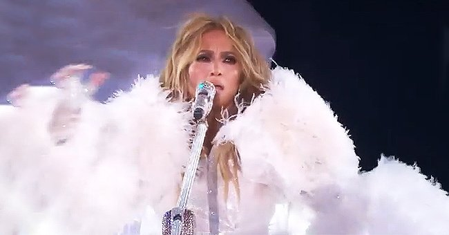 Check Out Jennifer Lopez's Powerful Voice on 'New Year's Rockin' Eve'