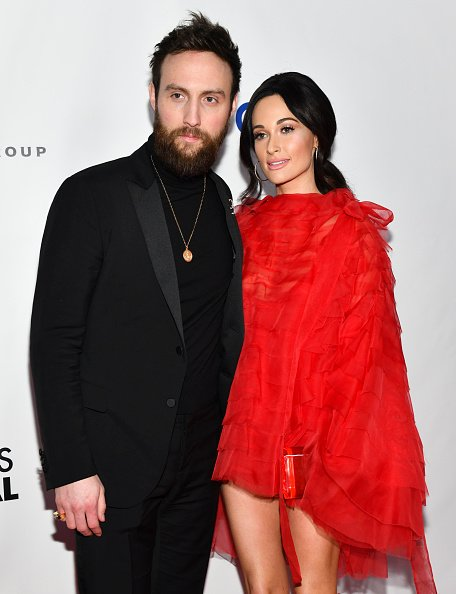 Kacey Musgraves and Ruston Kelly at ROW DTLA on February 10, 2019 in Los Angeles, California. | Photo: Getty Images