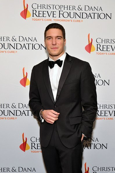 "Will Reeve at The Christopher & Dana Reeve Foundation ""Magical Evening"" Gala on November 15, 2018 in New York City. 