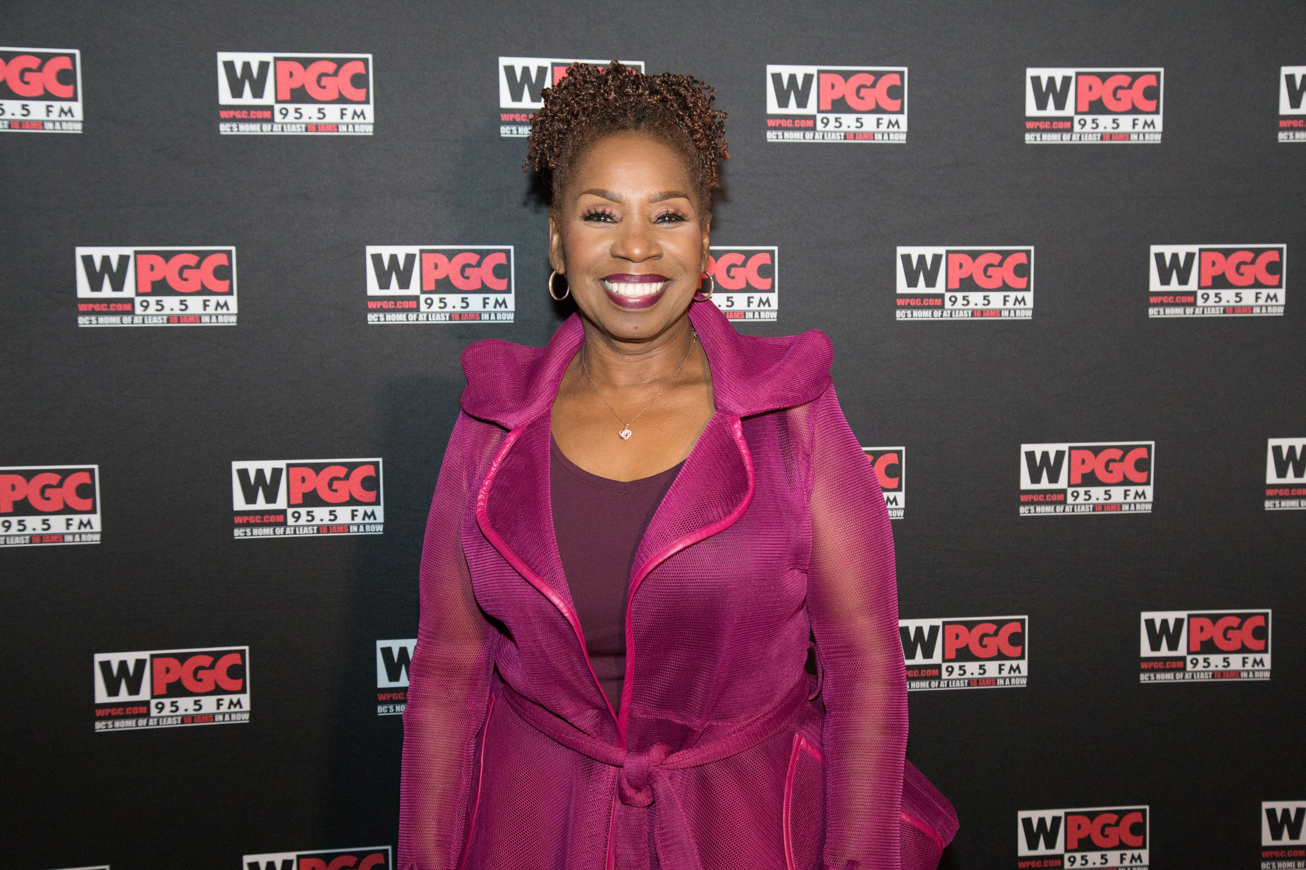 Iyanla Vanzant attends WPGC's 18th Annual For Sisters Only at Walter E. Washington Convention Center on November 4, 2017 in Washington, DC | Photo: GettyImages