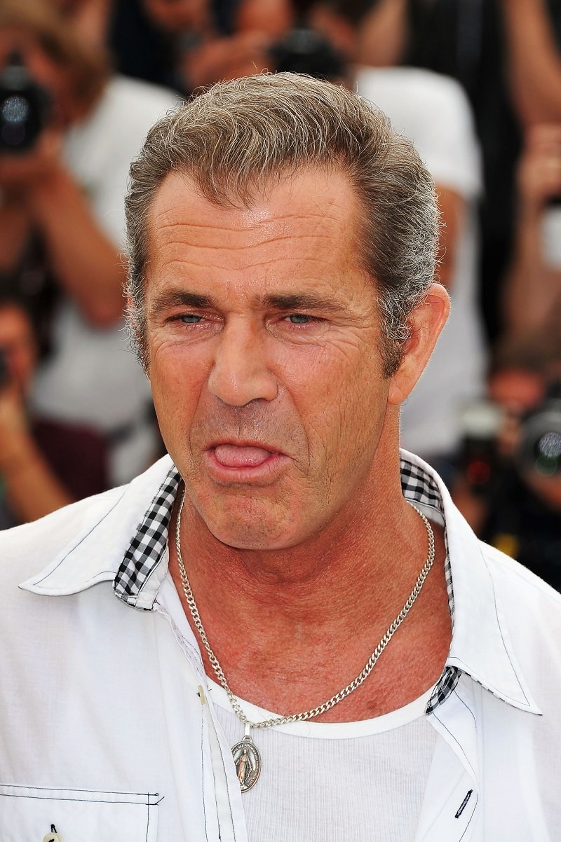 Mel Gibson on May 18, 2011 in Cannes, France | Photo: Getty Images