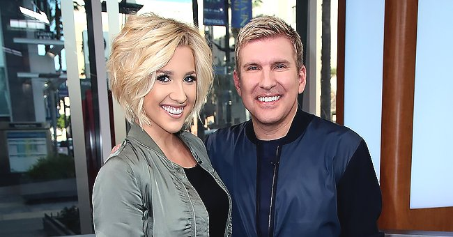 See Todd Chrisley's Response to a Troll for Calling Him Gay & Saying Savannah Was Unattractive