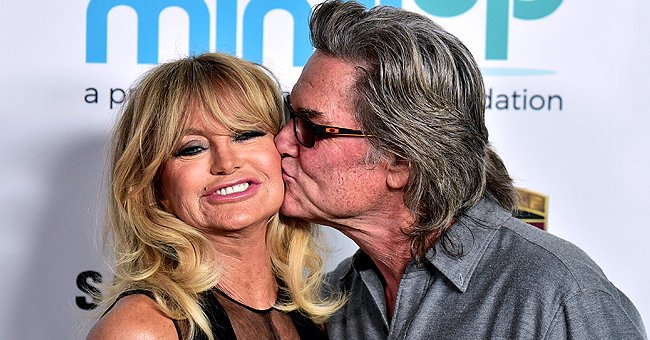 See Goldie Hawn's Heartwarming Tribute to Kurt Russell on Father's Day
