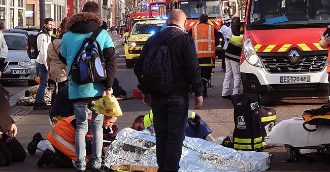 """L'automobiliste à Rouen qui a renversé 4 """"gilets jaunes"""" est un policier mobile"""