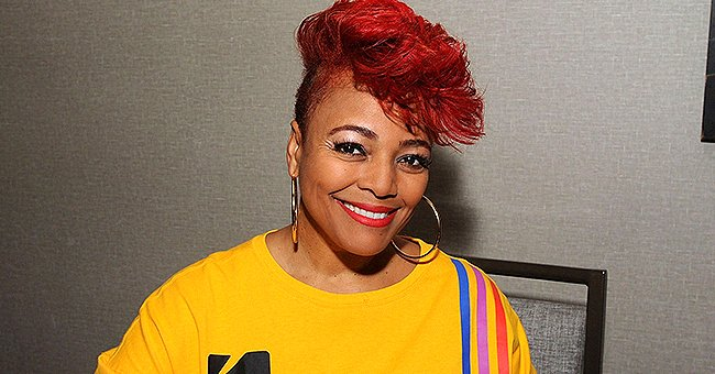 Kim Fields From 'Living Single' Posts a Photo With Her Son Sebastian and Gives Parenting Advice