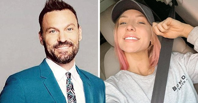 Here's What Brian Austin Green Revealed about His Relationship with DWTS Pro Sharna Burgess