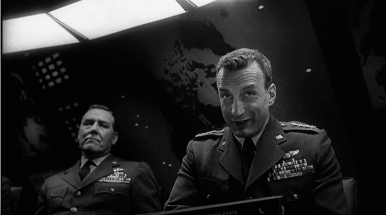 Image Credits: Youtube/YouTube Movies - Hawk Films/Dr. Strangelove or: How I Learned To Stop Worrying And Love The Bomb