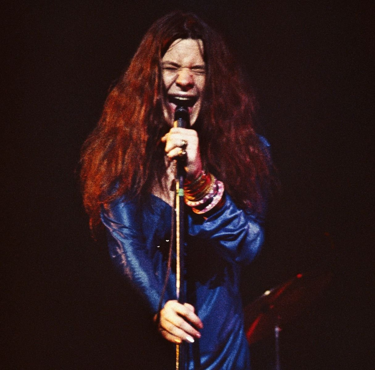 La chanteuse Janis Joplin | Photo : Getty Images
