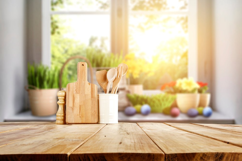 Cocina ordenada-Imagen tomada de Shutterstock