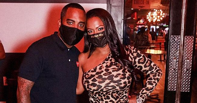 See How Kandi Burruss' Husband Todd Tucker Celebrated His Birthday Amid the COVID-19 Pandemic