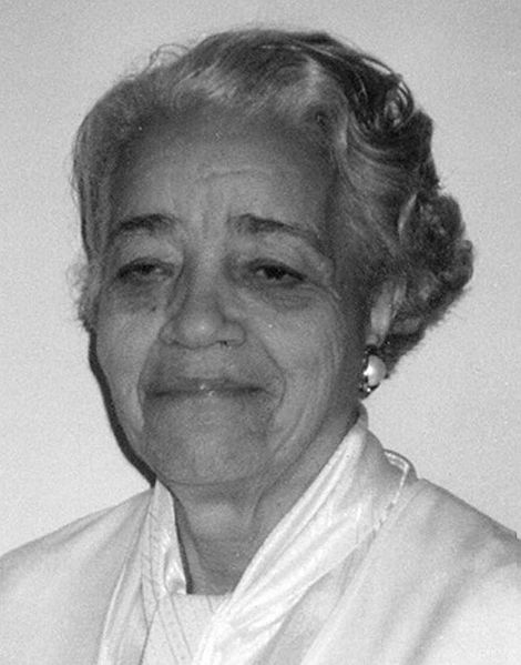 Portrait of Dorothy Vaughan | Source: Wikimedia Commons