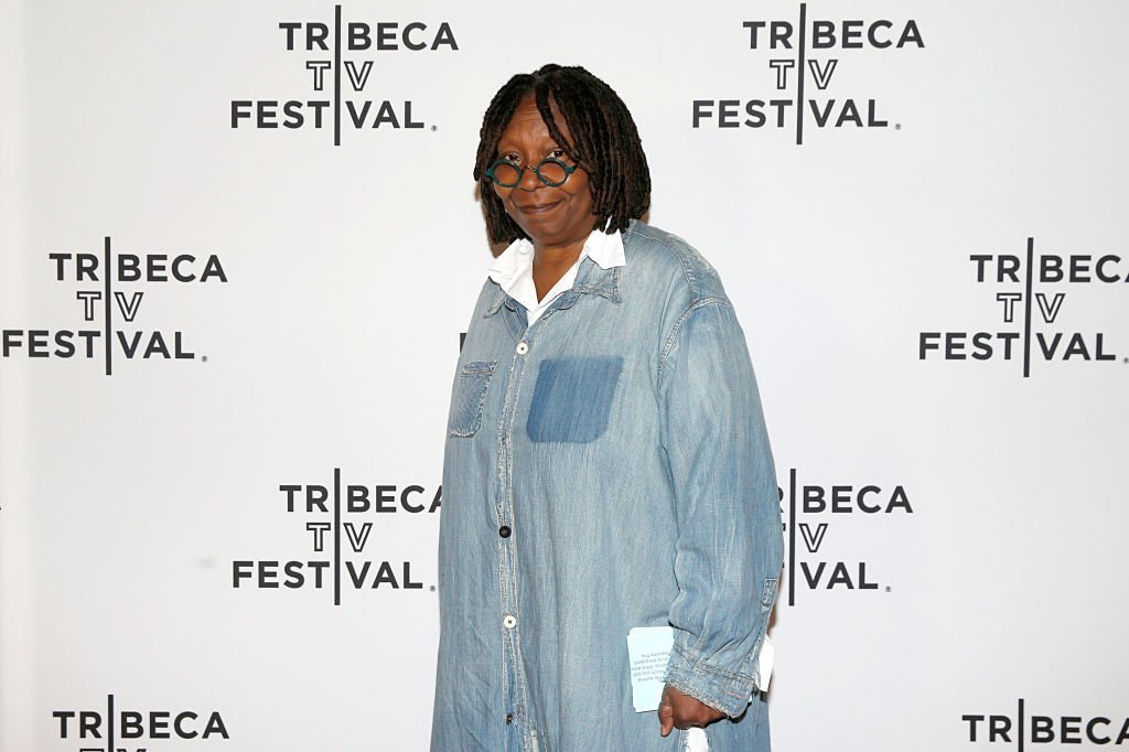 Whoopi Goldberg during the Tribeca Talks at the 2019 Tribeca TV Festival at Regal Battery Park Cinemas in New York City | Photo: Getty Images