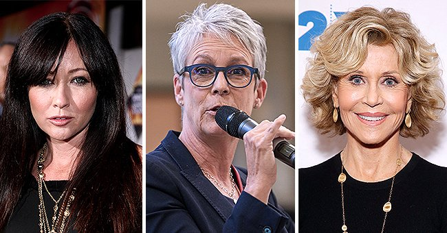 Shannen Doherty, Jamie Lee Curtis & Other Stars Who Openly Declared Their Health Status