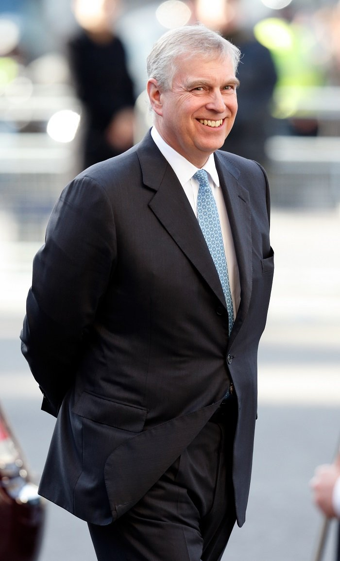 Prince Andrew of England I Image: Getty Images
