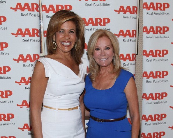 Hoda Kotb and Kathie Lee Gifford at Le Bernardin on June 3, 2013 in New York City | Photo: Getty Images
