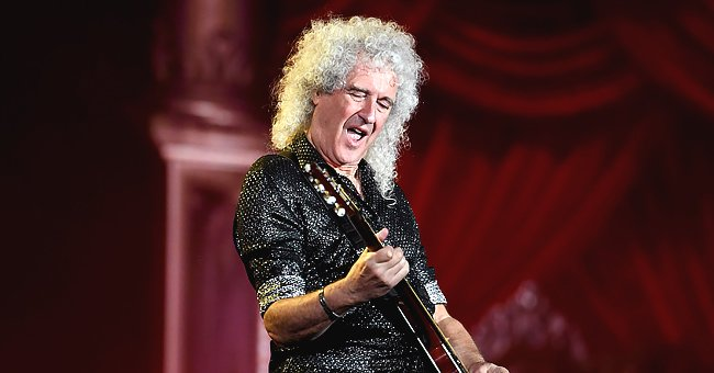 'Queen' Guitarist Brian Was near Death after Having a Heart Attack Recently