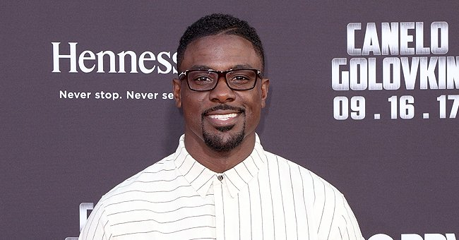 'House of Payne's' Lance Gross Poses with Wife and 2 Kids in a Sweet Festive Snap