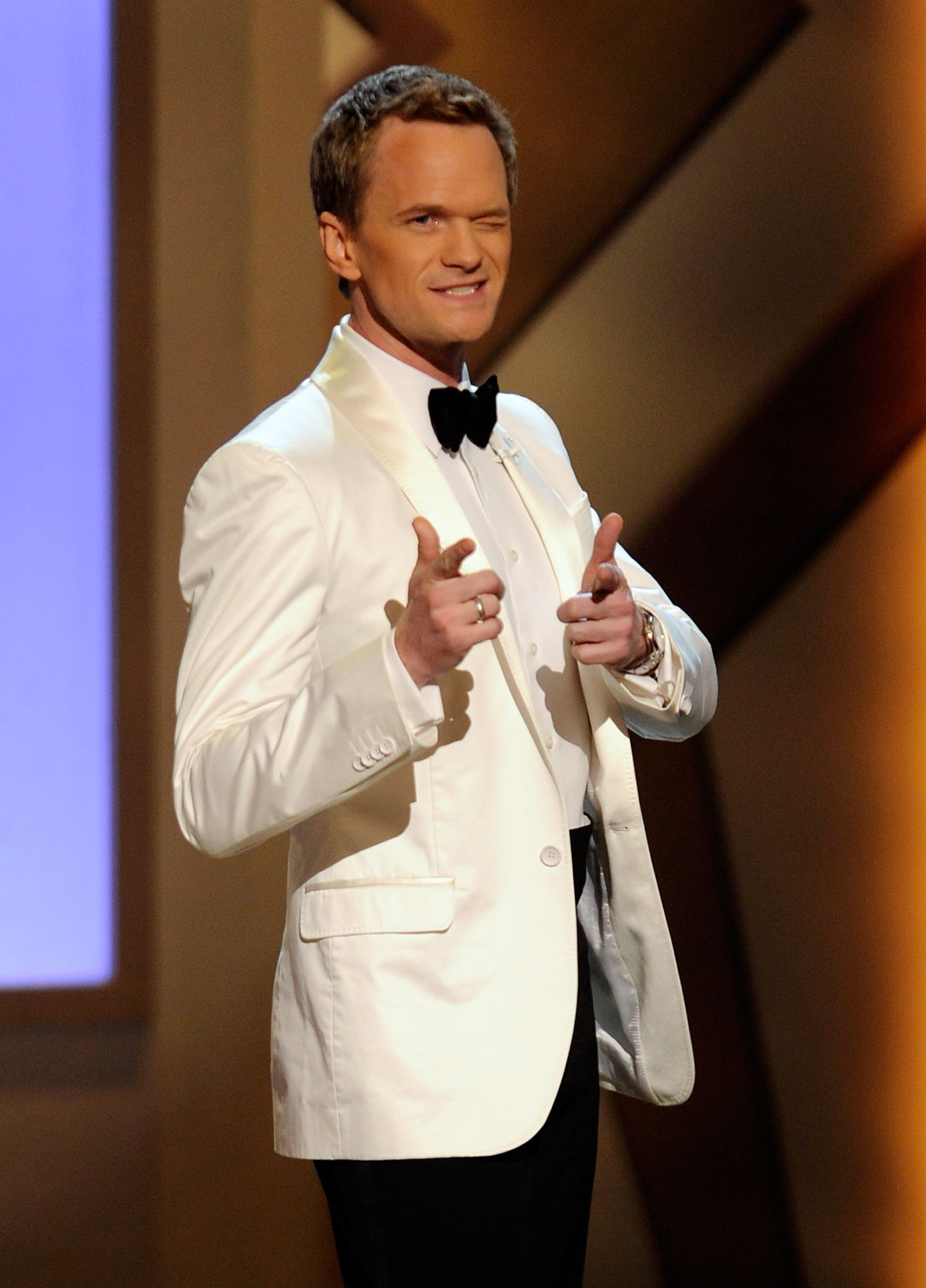 Neil Patrick Harris hosts the opening night of The Smith Center for the Performing Artsin 2012 in Las Vegas | Source: Getty Images