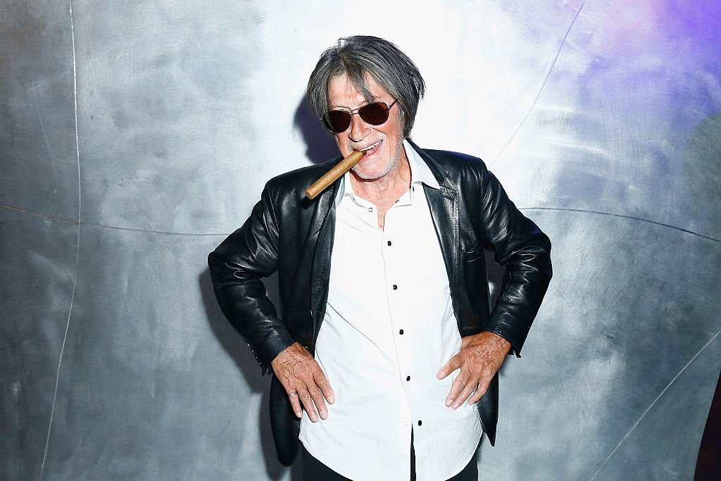 Le chanteur Jacques Dutronc. |Photo : Getty Images.