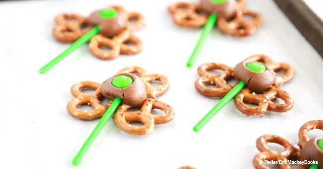 Shamrock Pretzel Pops Are the Perfect St. Patrick's Day Treat and Only Require a Few Ingredients