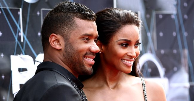 Ciara & Russell Wilson's Daughter Channels Her Singer Mom While Dancing in Floral Pajamas