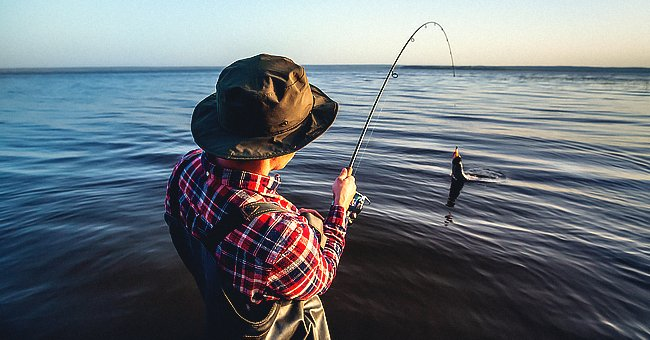 Daily Joke: An Atheist Spent a Day Fishing