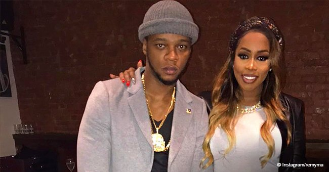 Remy Ma & Papoose's Daughter Looks like a Doll, Resting in Uncle Fat Joe's Arms in Photos