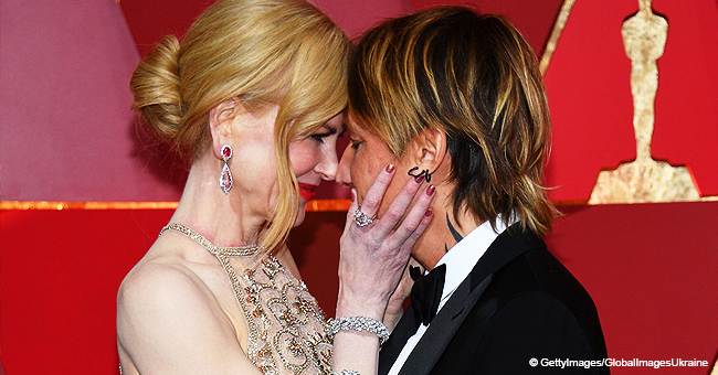 Keith Urban & Nicole Kidman Show All Their Love While Sharing Sweet PDA Moments during an Outing
