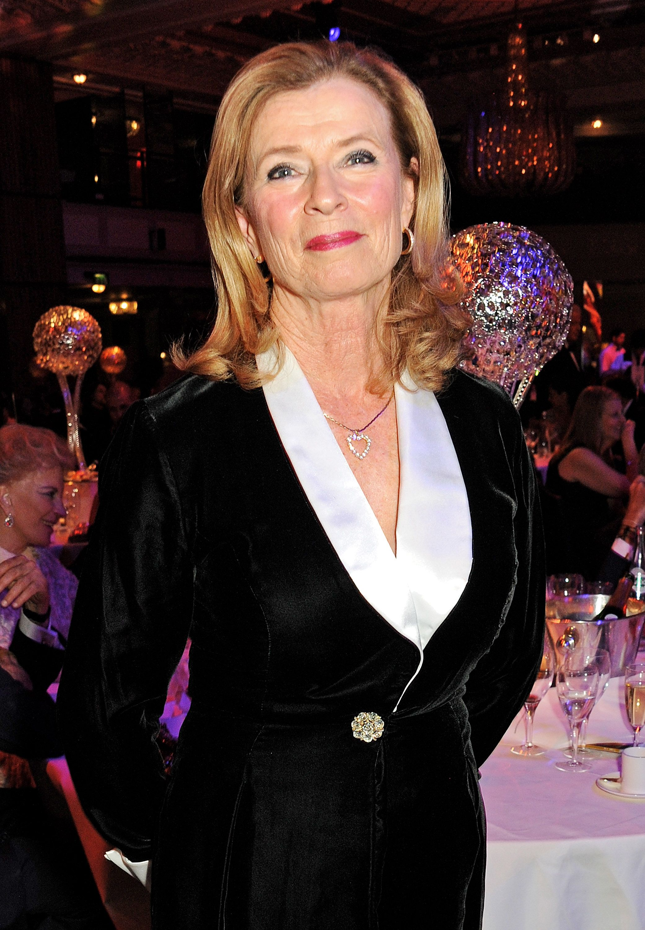 The widow of Bruce Lee, Linda Lee Cadwell, at The Asian Awards in 2013 in London | Source: Getty Images