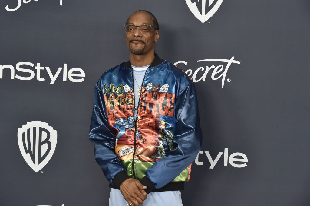Snoop Dogg attends the Warner Brothers and InStyle 21st Annual Post Golden Globes After Party Sponsored By L'Oreal Paris & Secret at Beverly Hills Hotel | Photo: Getty Images