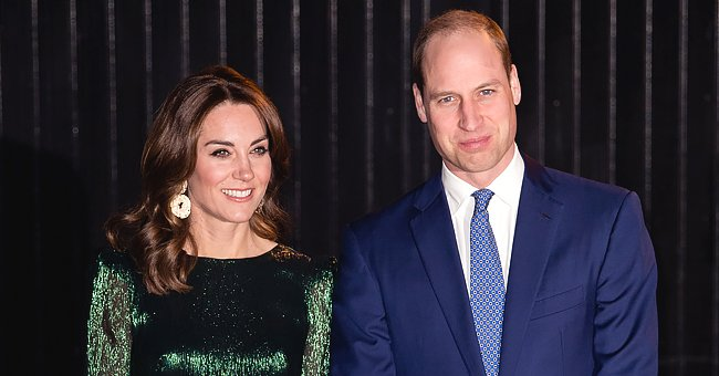 Prince William & Kate Middleton Had Tea with President of Ireland and Also Met His Dog Bród