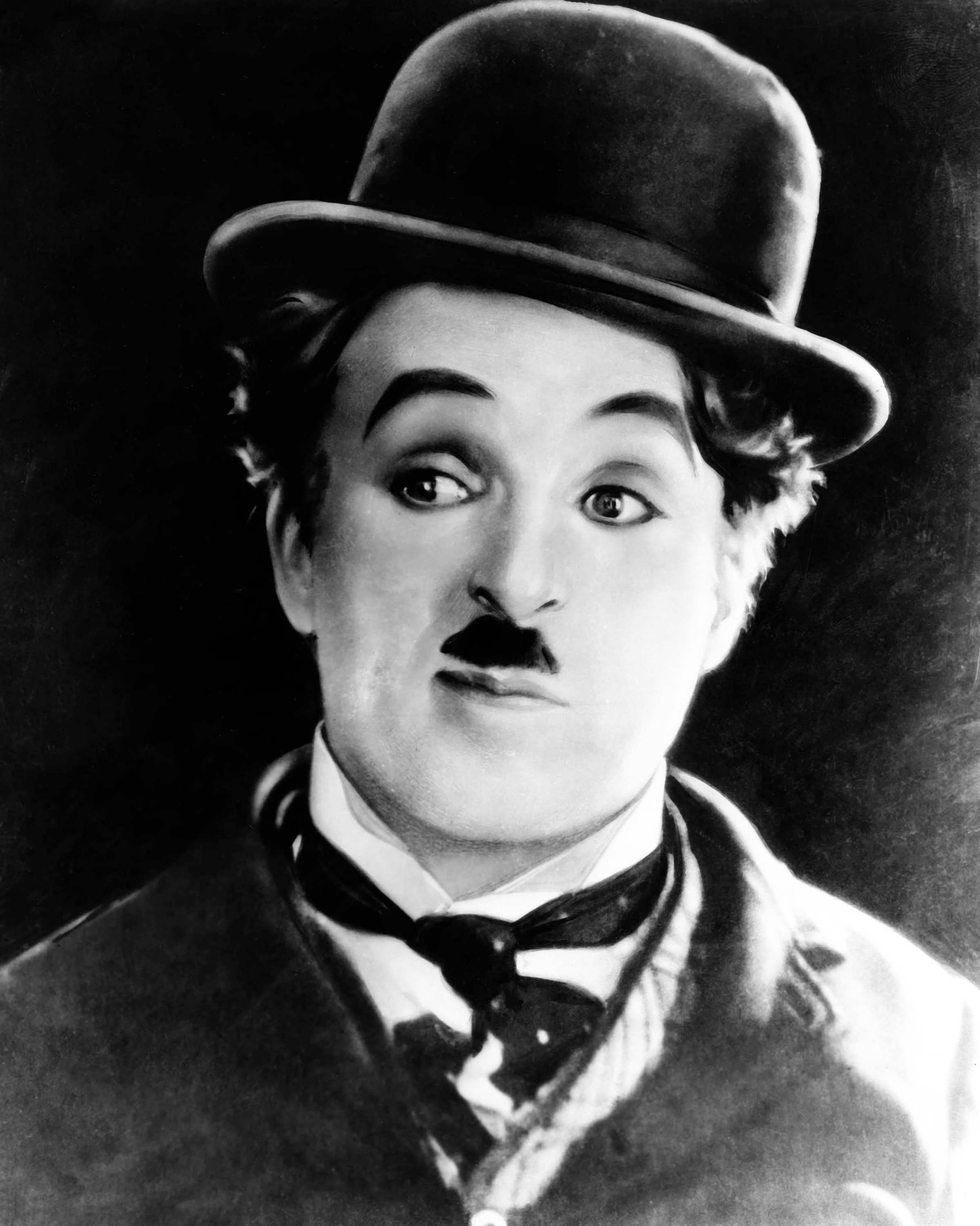 English actor and filmmaker Charlie Chaplin (1889 - 1977) as the Tramp in the silent film 'The Circus', 1928 | Photo: GettyImages