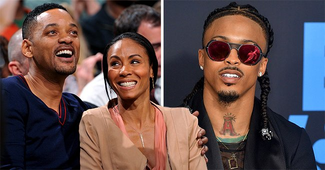 Check Out August Alsina's Responses to Will and Jada Pinkett-Smith's Recent 'Red Table Talk' Episode