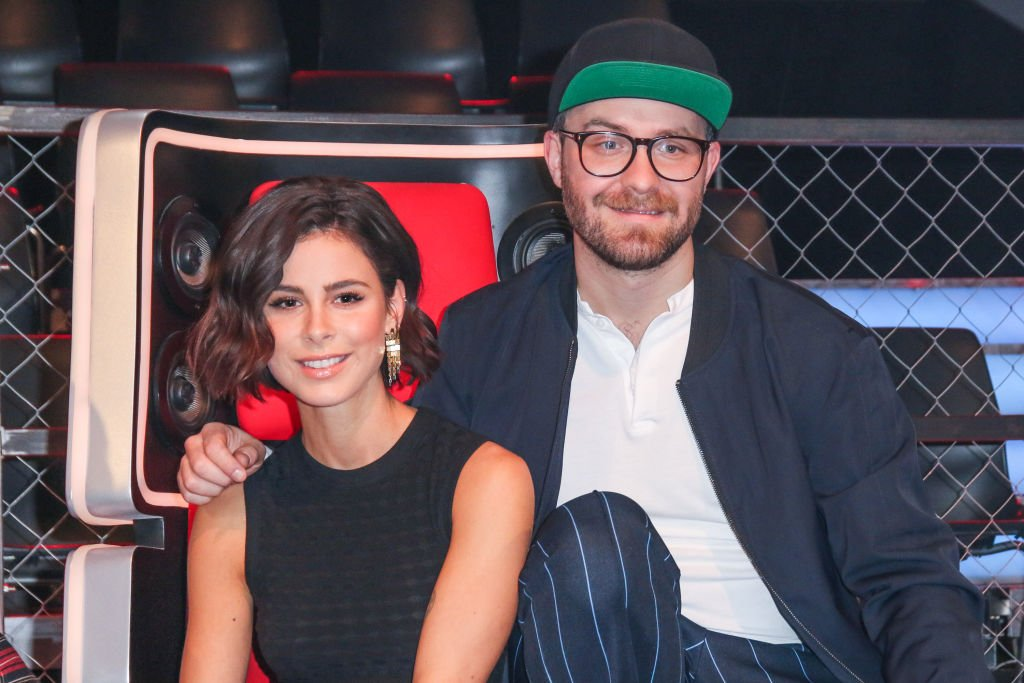 Lena Meyer-Landrut, Mark Forster, 2019 | Quelle: Getty Images