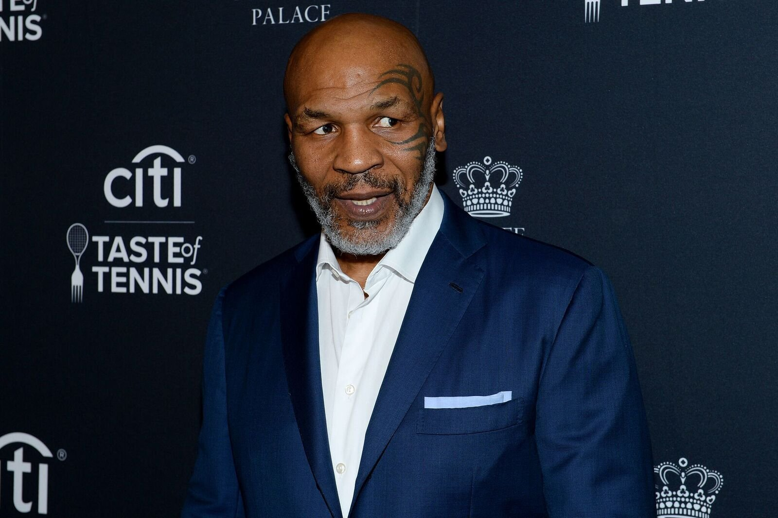 Mike Tyson attends the Citi Taste Of Tennis on August 22, 2019 in New York City. | Source: Getty Images
