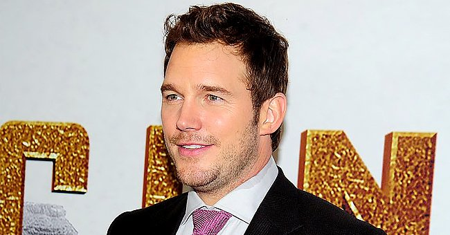 """Chris Pratt pictured at a special screening of """"The Magnificent Seven,"""" 2016, New York City. 