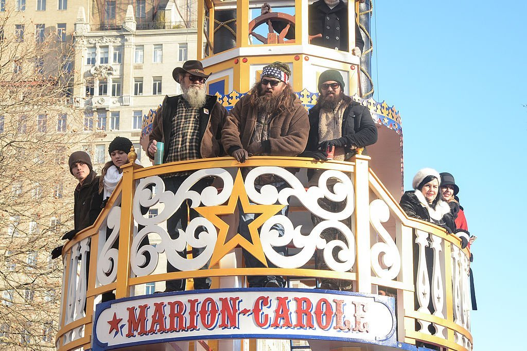 The Robertsons attend the 87th Annual Macy's Thanksgiving Day Parade. | Source: Getty Images