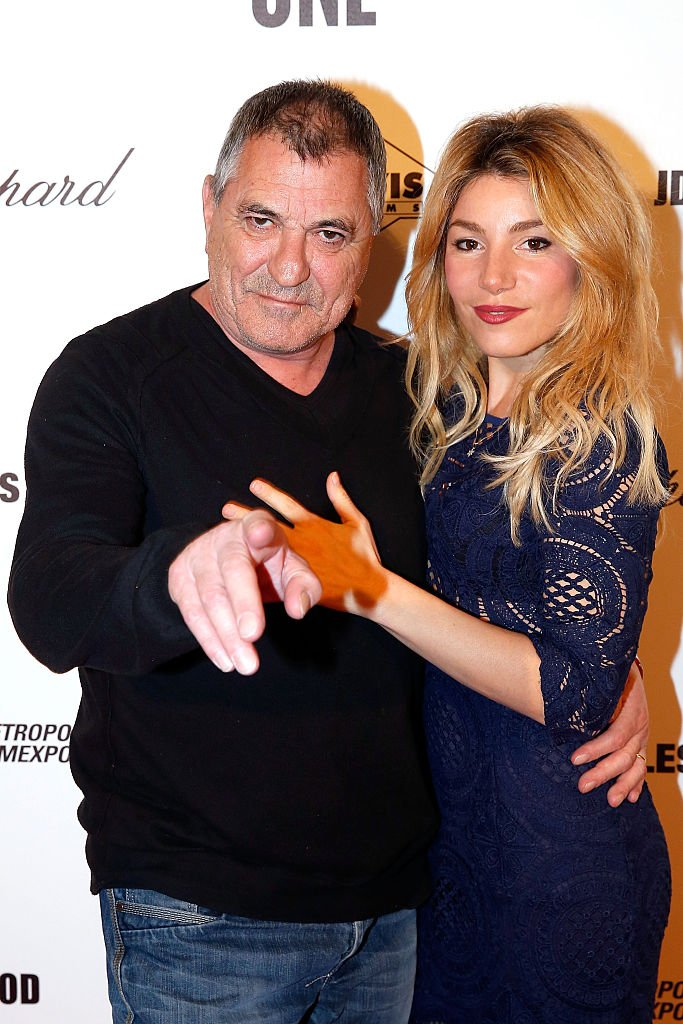 Jean-Marie Bigard et son épouse Lola. | Photo : Getty Images