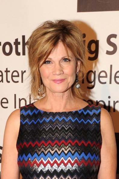 Markie Post at The Beverly Hilton Hotel on October 25, 2013 | Photo: Getty Images