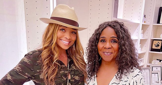 Martin Lawrence's Ex-wife Pat Smith & TD Jakes' Wife Serita Look Amazing Posing in a Joint Snap
