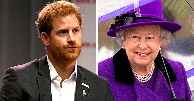 Bel Mooney of Daily Mail Reviews Prince Harry's Closeness to His Grandmother The Queen Amid Royal Exit Issues