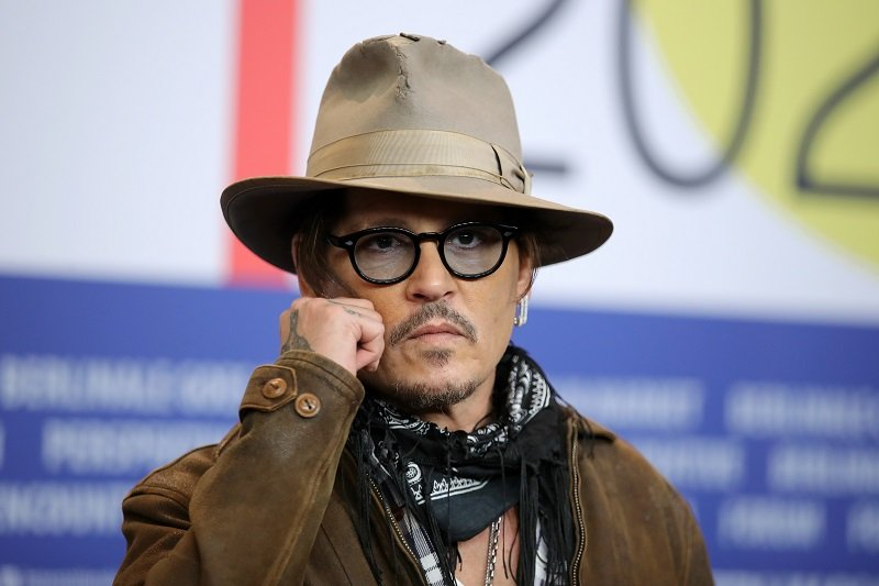 Johnny Depp on February 21, 2020 in Berlin, Germany | Photo: Getty Images
